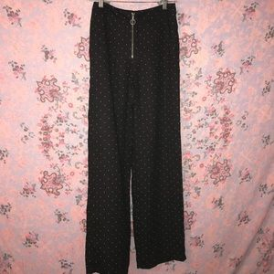 Forever 21 Front Zip Pants
